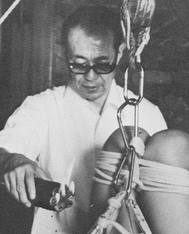 osada eikichi - father of kinbaku
