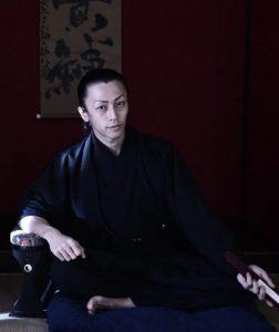 Ren Yagami shibari kinbakushi